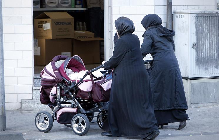 В городе Вупперталь проживают около 30 тысяч мусульман