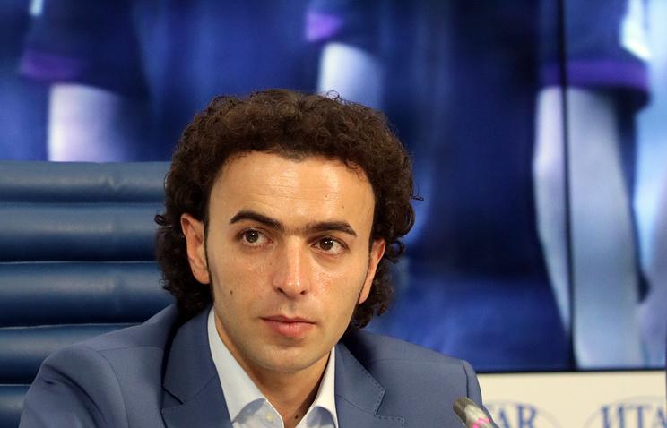 Генеральный директор ПФК ЦСКА Роман Бабаев