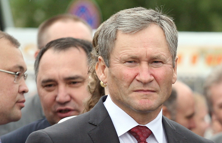 Алексей Кокорин (на переднем плане)