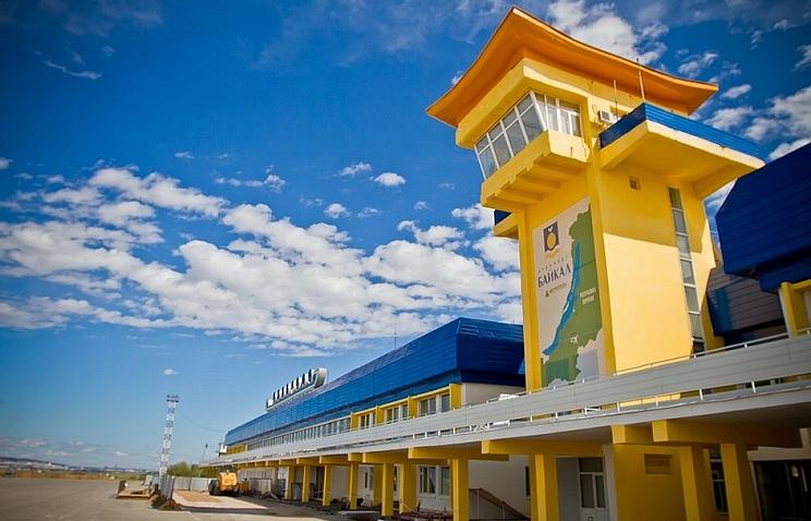 """Аэропорт """"Байкал"""" в Улан-Удэ"""
