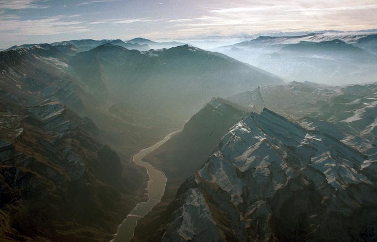 Горы Дагестана