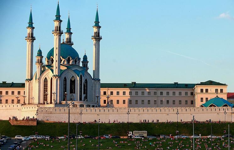 Казань, архив