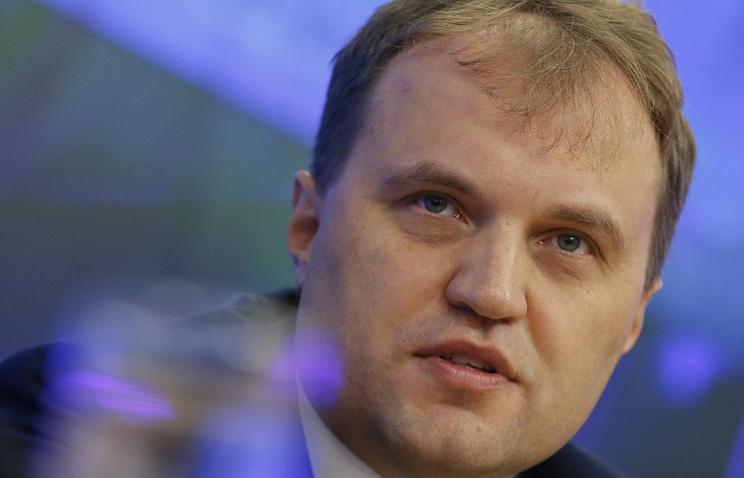Президент Приднестровской Молдавской Республики Евгений Шевчук