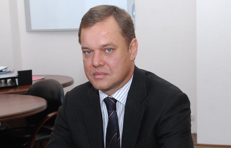 ДенисВершинин, глава министерства ЖКХ и энергетики Новосибирской области