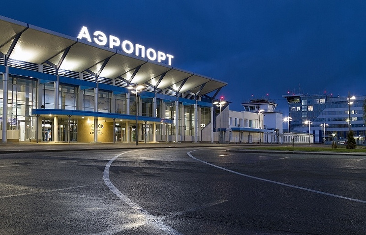 Аэропорт Томска