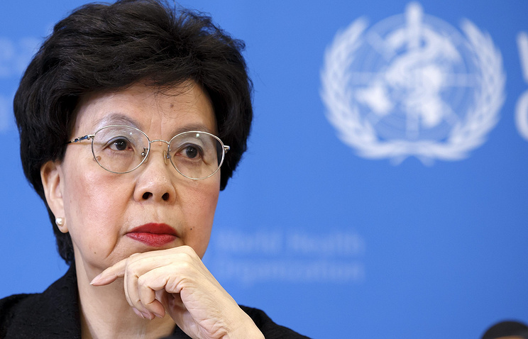 Маргарет Чен