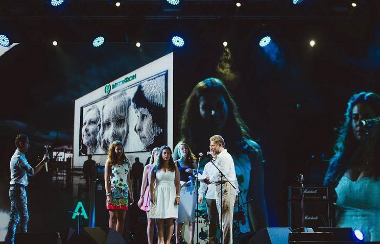 """На церемонии награждения победителей конкурса """"Серебряный меркурий - 2013"""""""
