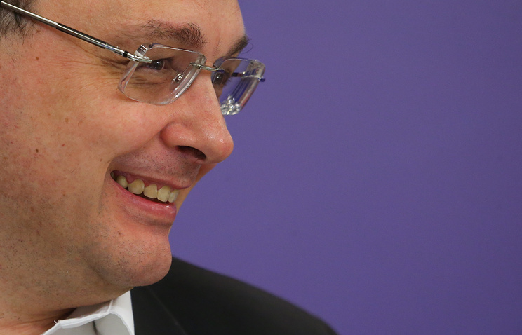 Депутат Госдумы Евгений Федоров