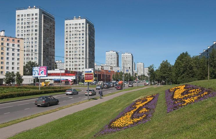 Виды города Зеленоград