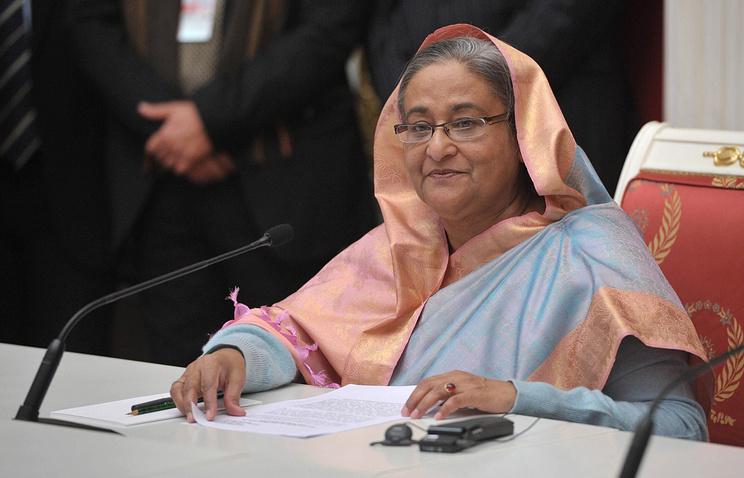 Премьер-министр Бангладеш Шейх Хасина