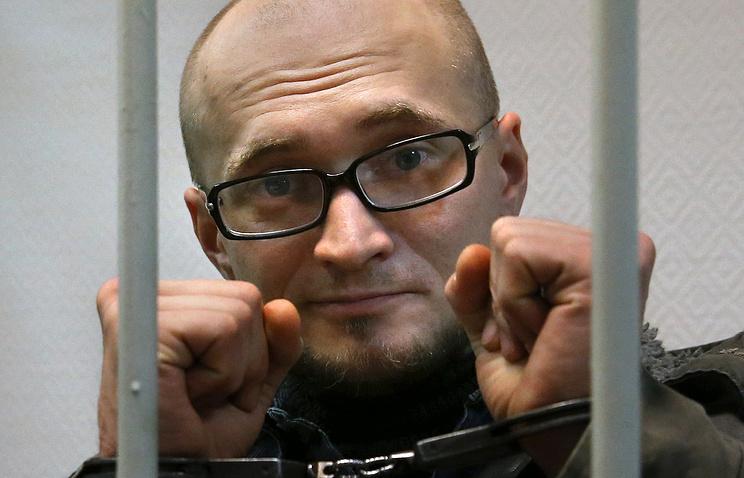 Олег Миронов в Замоскворецком суде