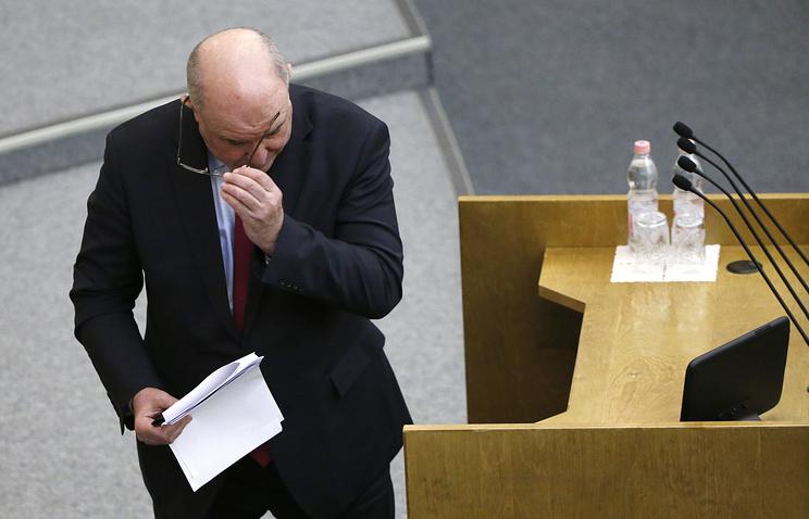 Заместитель министра иностранных дел России Григорий Карасин