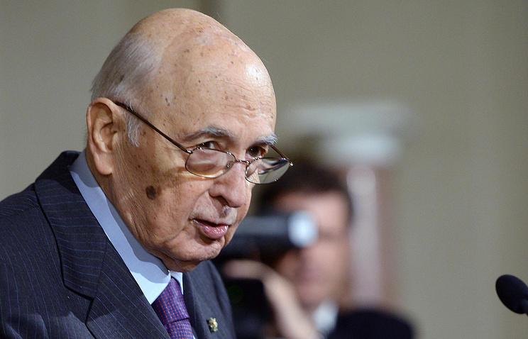 Джорджо Наполитано