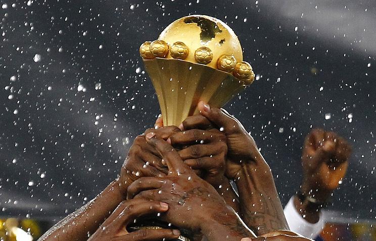 Главный трофей Кубка африканских наций