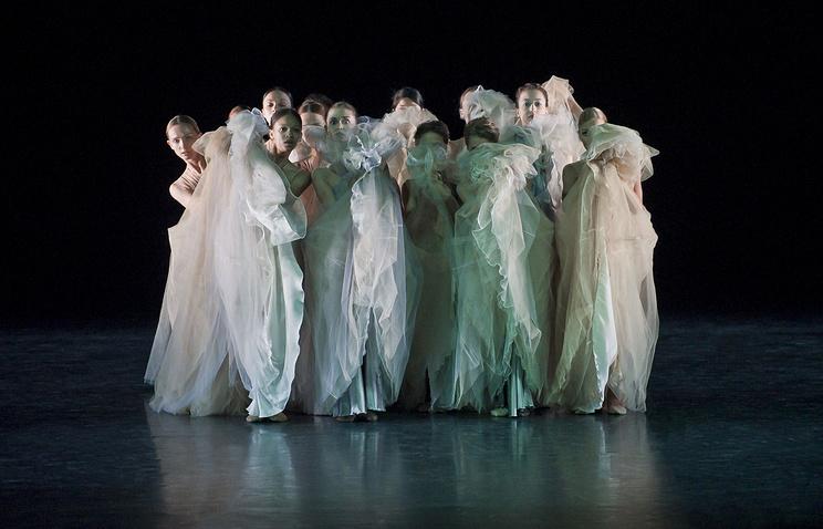 """Сцена из балета """"Прелюдия"""""""