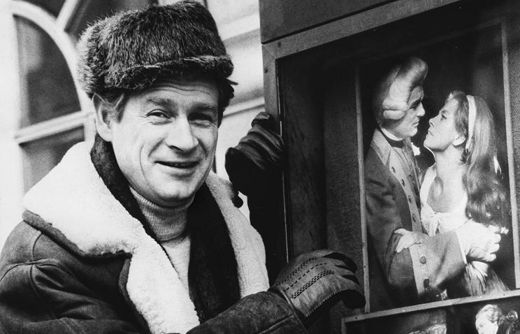 Польский актер Станислав Микульский