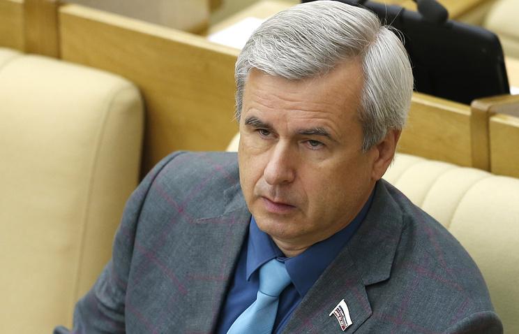Первый заместитель председателя комитета ГД по конституционному законодательству и государственному строительству Вячеслав Лысаков