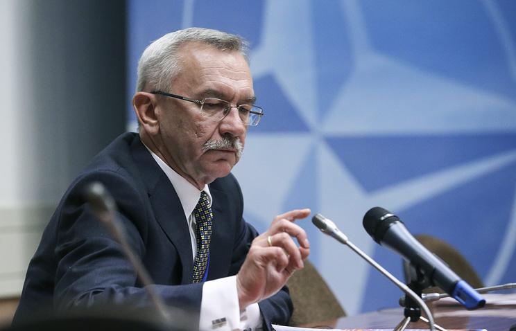 Постпред Украины при альянсе Игорь Долгов