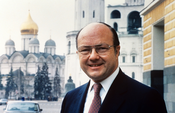 Джек Мэтлок, 1987 год