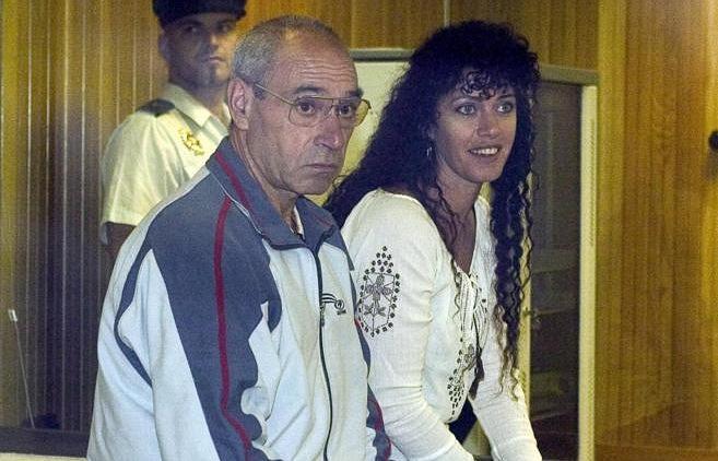 Сантьяго Арраспиде Сарасола (слева), 2004 год