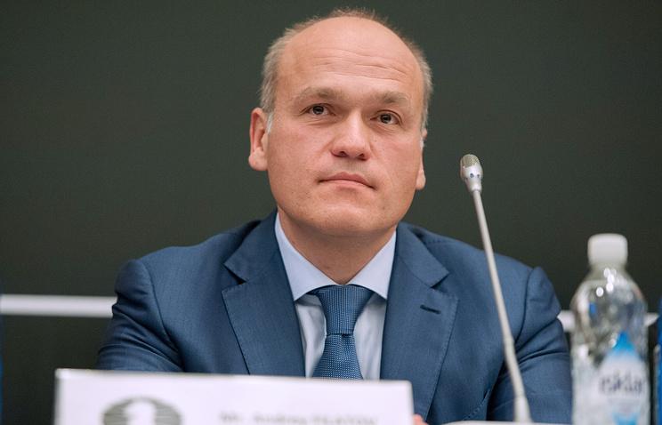 Президент РШФ Андрей Филатов