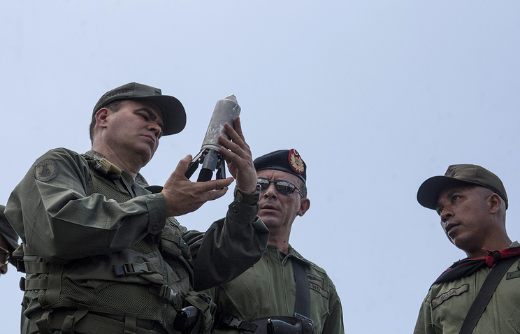 Владимир Падрино Лопес (слева)