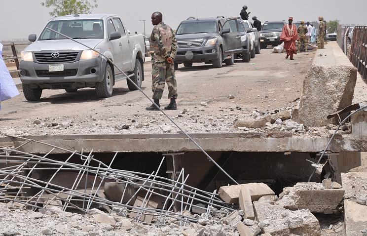 Ситуация в Нигерии