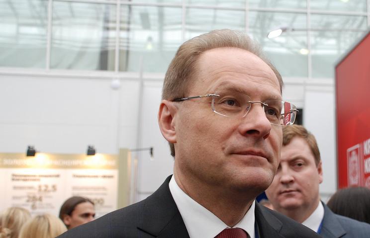 Экс-губернатор Новосибирской области Василий Юрченко