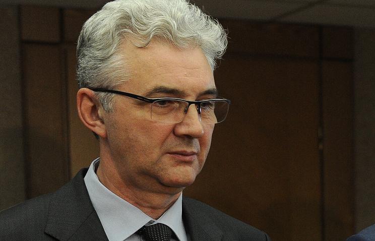Глава Екатеринбурга Александр Якоб