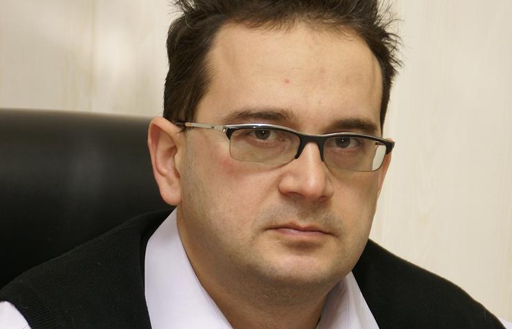Экс-директор Усть-Катавского вагоностроительного завода Павел Абрамов