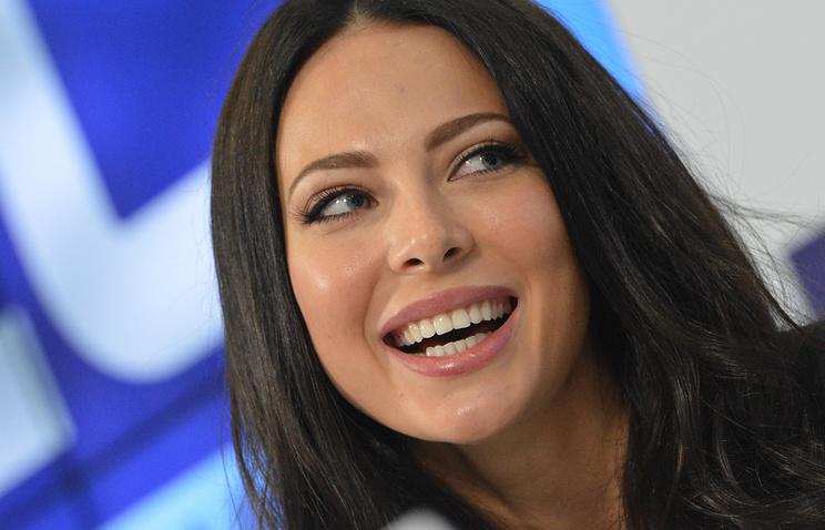 Мисс Россия-2014 Юлия Алипова