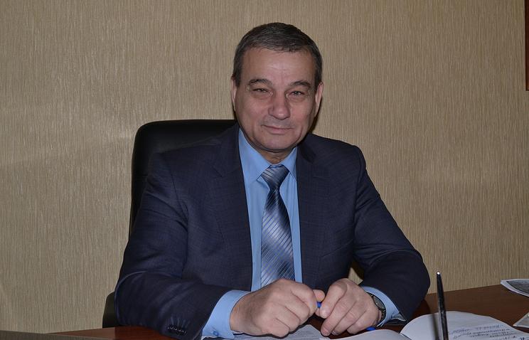 И.о. главы города Обь Иван Костенко