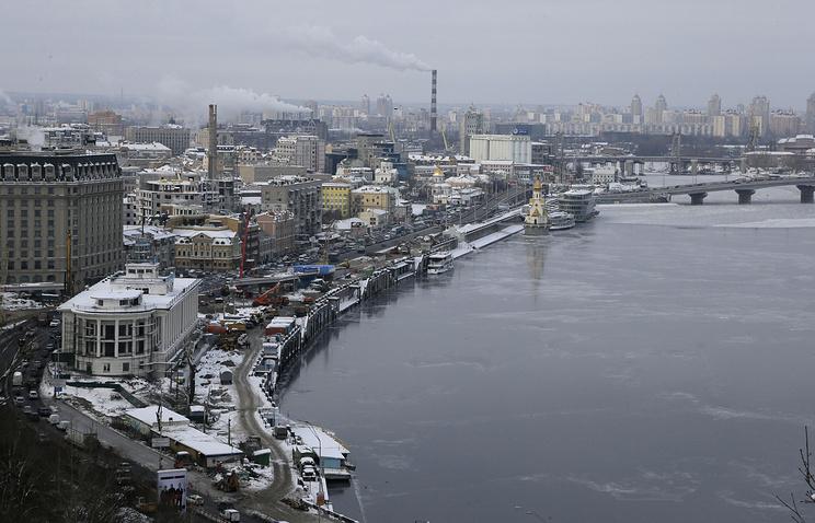 Киев, декабрь 2014
