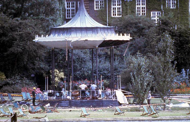 Гайд-парк, 1982 год
