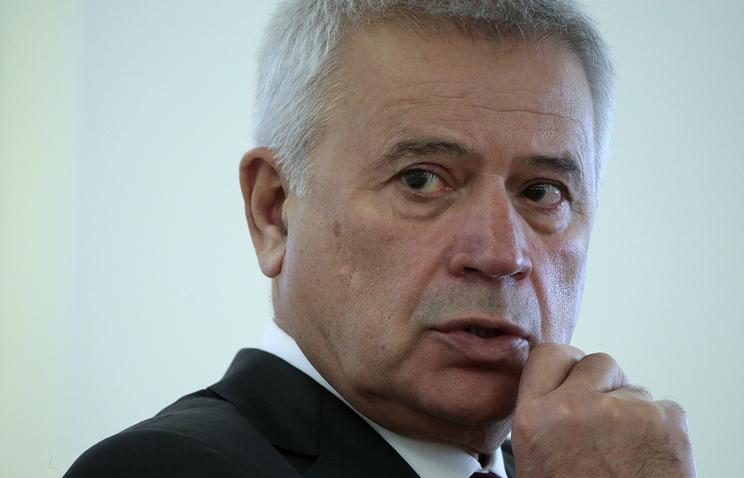 """Президент НК """"Лукойл"""" Вагит Алекперов"""