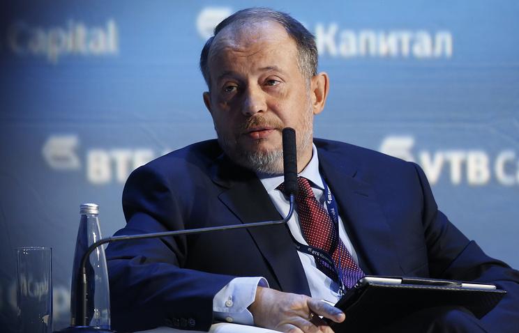 Владимир Лисин  Михаил Джапаридзе/ТАСС
