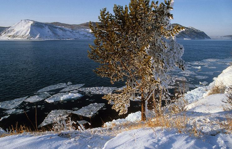 Озеро Байкал. Архив