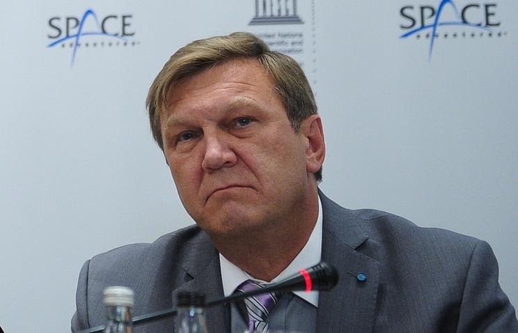 Руководитель пилотируемых программ Роскосмоса Алексей Краснов