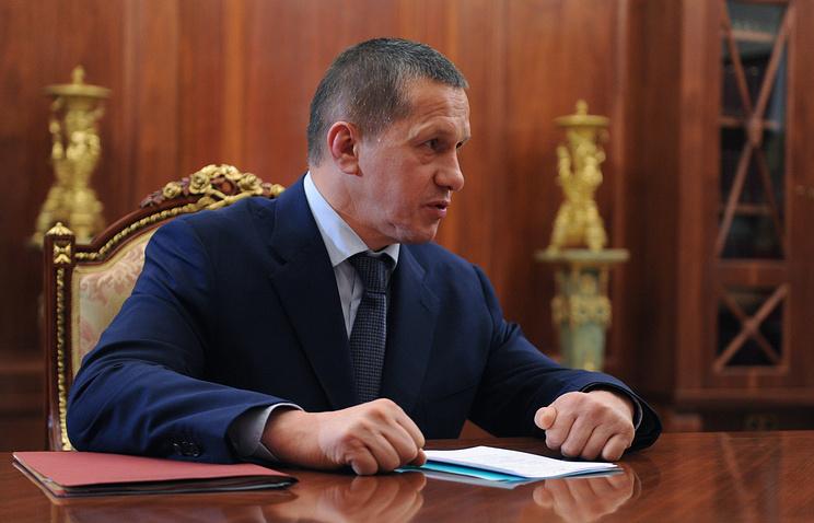Вице-премьер - полпред президента в ДФО Юрий Трутнев