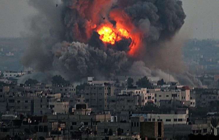 Военная операция Израиля в секторе Газа