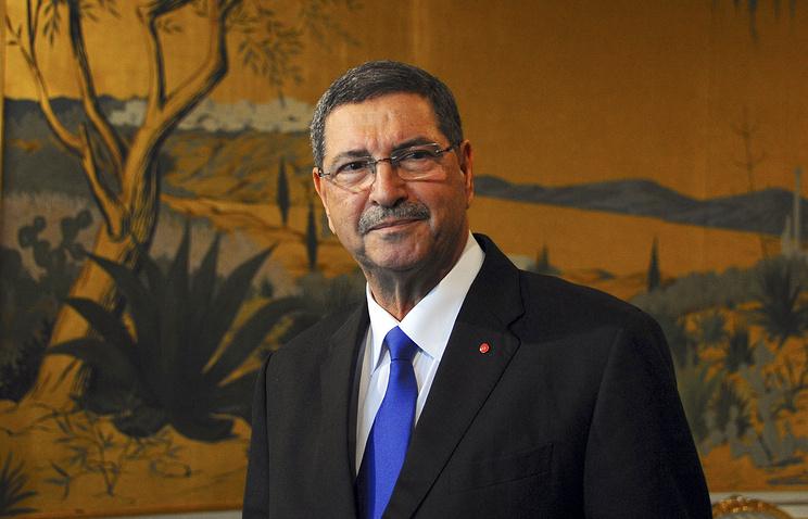 Премьер-министр Туниса  Хабиб эс-Сид