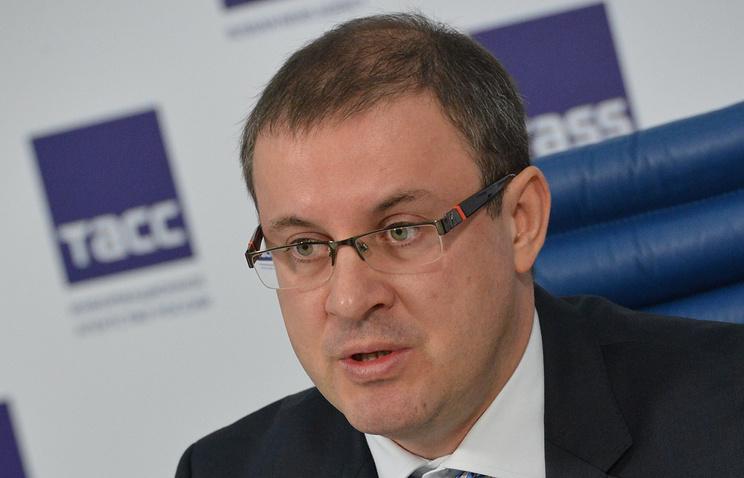 Руководитель Федерального агентства лесного хозяйства Иван Валентик
