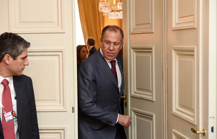 Глава МИД РФ Сергей Лавров на Мюнхенской конференции по безопасности