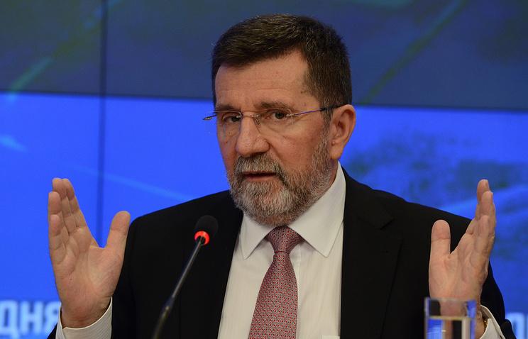 Посол Сербии в России Славенко Терзич