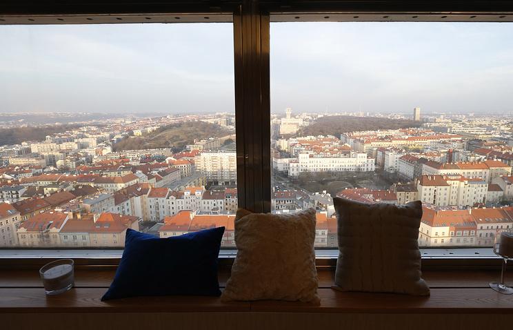 Отель в Праге