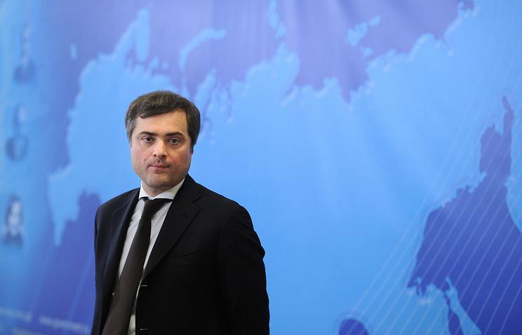 Помощник президента РФ Владислав Сурков