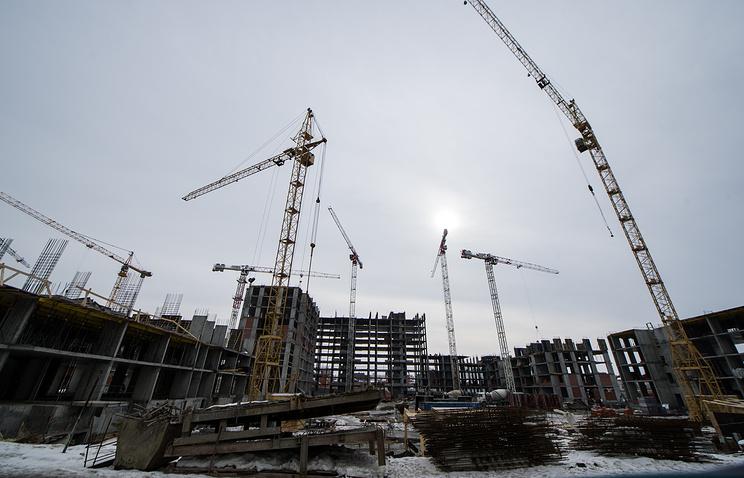 Строительство жилых домов в Екатеринбурге
