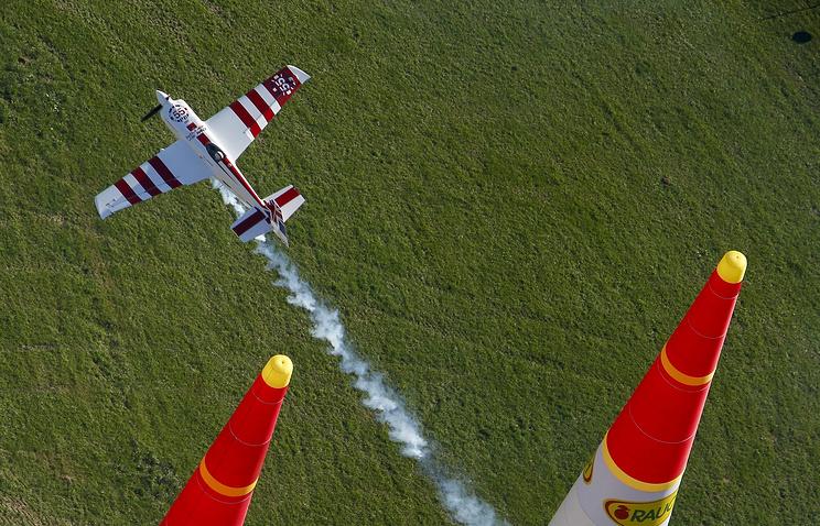 Этап Red Bull Air Race в Австрии