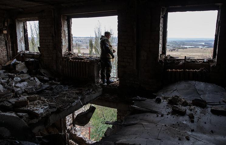 Последствия военных действий в Иловайске