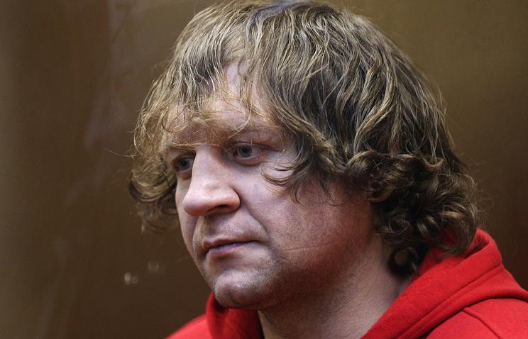 Александр Емельяненко в Симоновском суде